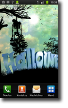 Halloween Livewallpaper